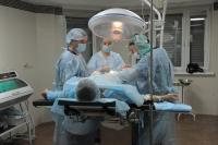 Местная анестезия перед выполнением мужской стерилизации
