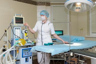 Проведение диагностики необходимого оборудования перед операцией